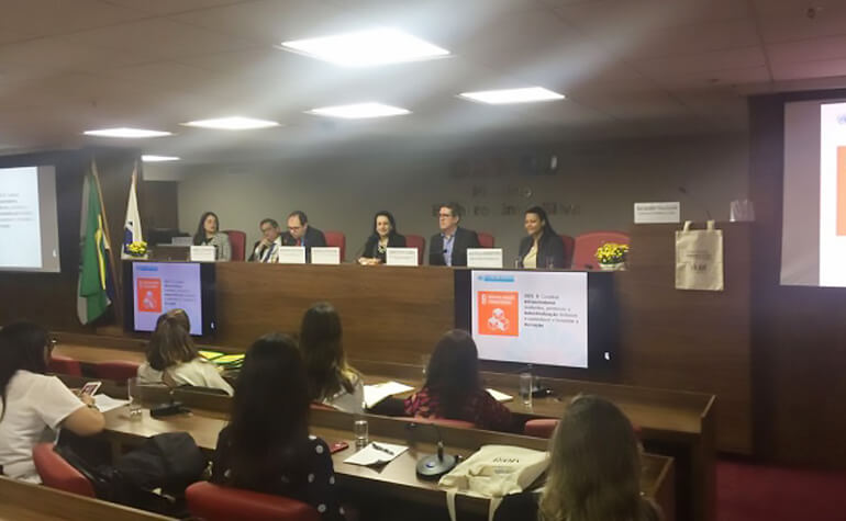 Seminário Internacional de Direito da Moda
